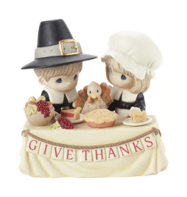 Give Thanks Figurine